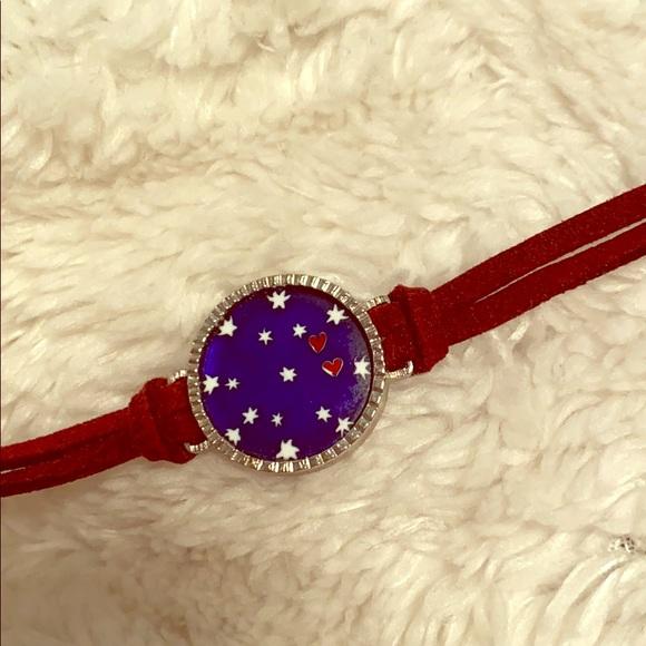 Venetian glass bracelet